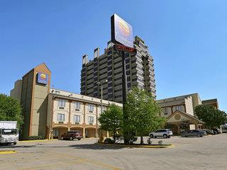 günstige Angebote für Comfort Inn & Suites Love Field - Dallas Market Center